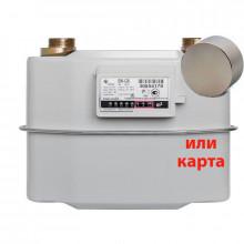 Газовый счетчик ВК G6