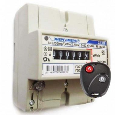 Электро счетчик 1 фазный Энергомера
